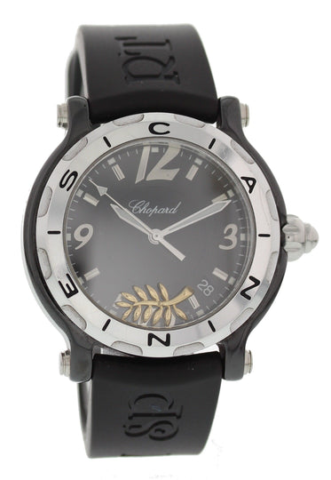 Chopard Happy Sport Limited Edition Ceramic 28/8507