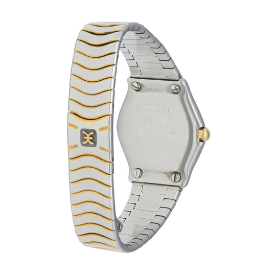 Ebel Classic Wave 181930X Diamond Ladies Watch