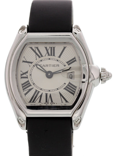 Ladies Cartier Roadster Stainless Steel 2675