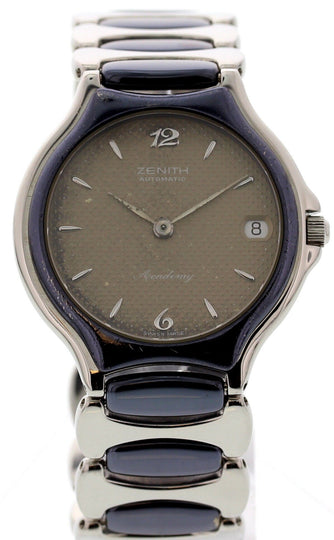 Ladies Stainless Steel Zenith Academy Automatic