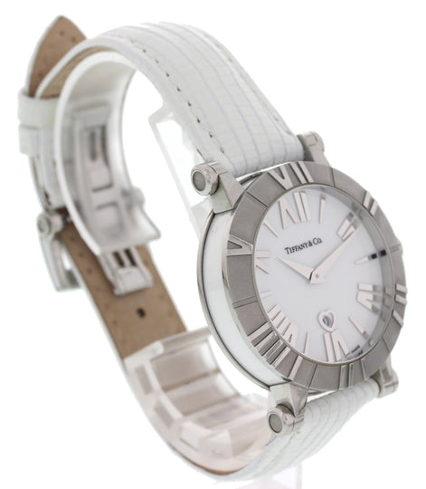 Ladies Tiffany & Co. Atlas Stainless Steel