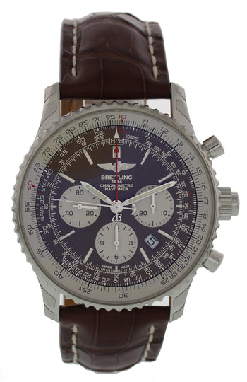 Men's Breitling Navitimer Rattrapante AB0310 Box & Papers