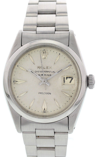 Men's Rolex Vintage Oyster Perpetual Air King Precision Automatic 1500