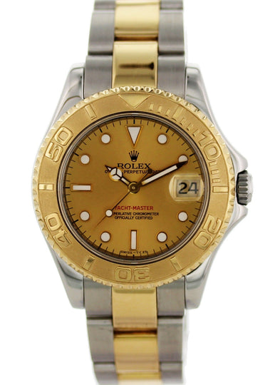 Midsize Rolex Yacht-Master Date 68623
