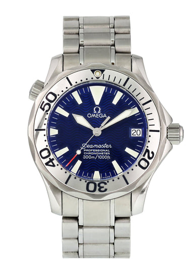 Omega Seamaster Professional 2253.80.00 Mid-Size Automatic Watch