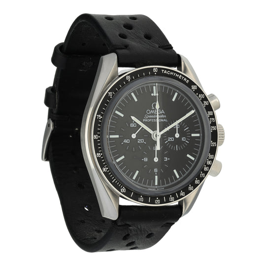 Omega Speedmaster Moonwatch 3873.50.31 Mens Watch Box Papers