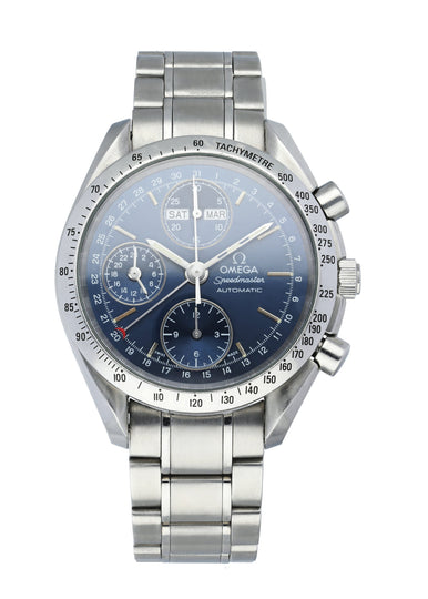 Omega Speedmaster Triple Date 3521.80 Mens Watch