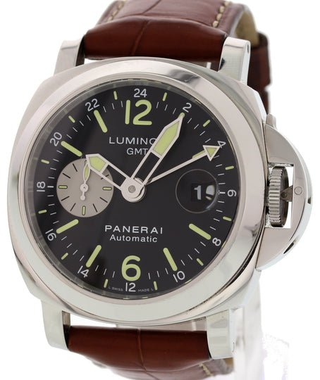 Panerai Luminor GMT SS PAM88