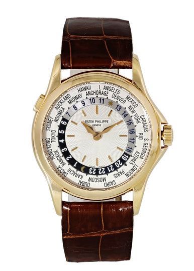 Patek Philippe Complications World Time 5110 Men Watch