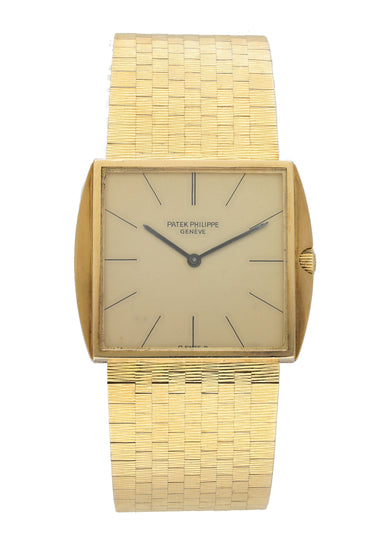 Patek Philippe Gondolo 3503/5 18k Yellow Gold Men's Watch