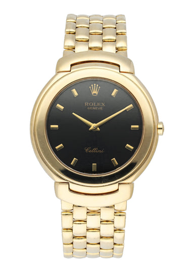Rolex Cellini 6623 Yellow Gold Mens Watch