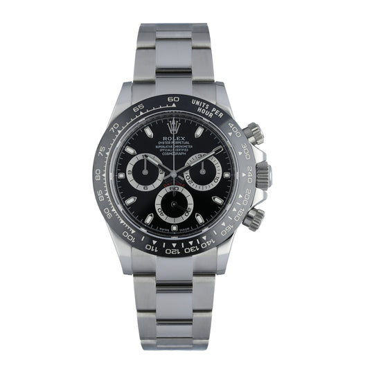 Rolex Cosmograph Daytona 116500LN Men's Watch Box Papers