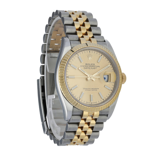 Rolex Datejust 126233 2019 Men's Watch Box Papers
