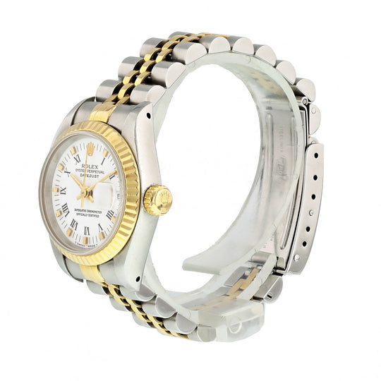 Rolex Datejust 69173 Ladies Watch Box & Papers