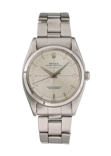 Rolex Oyster Perpetual 6556 True Beat Mens Watch