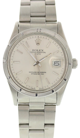 Rolex Oyster Perpetual Date 15010 Oyster Band