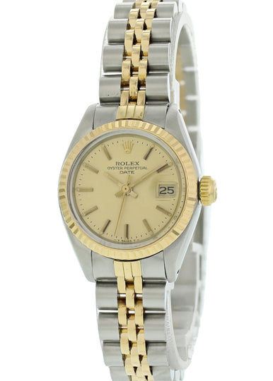 Rolex Oyster Perpetual Date 6917 Ladies Watch