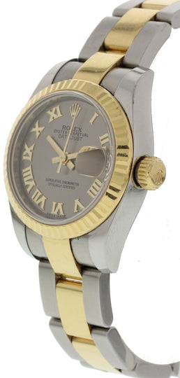 Rolex Oyster Perpetual Datejust 179173 Ladies Watch