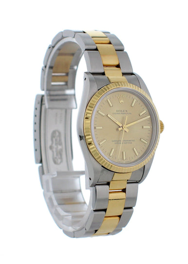 Rolex Oyster Perpetual No Date 14233 Mens Watch