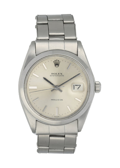 Rolex OysterDate Precision 6694 Men's Watch