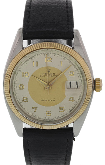 Rolex Oysterdate Precision 6694 Stainless Steel Manual Winding Watch