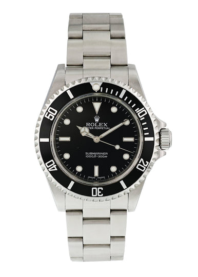Rolex Submariner 14060M No Date Men's Watch