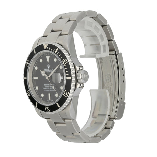 Rolex Submariner 16610 T Men's Watch