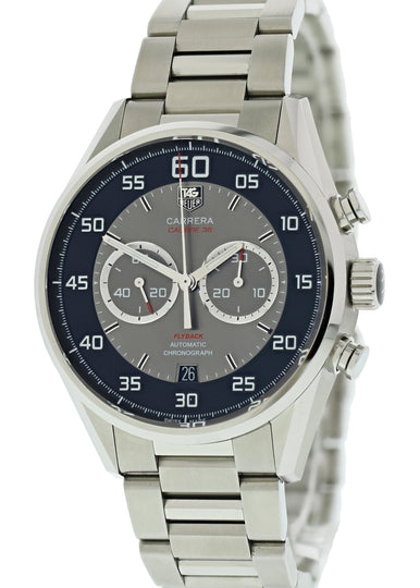 Tag Heuer Carrera Flyback Chronograph CAR2B10 Mens Watch