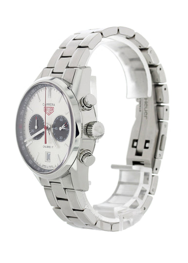 Tag Heuer Carrera Jack Heuer Limited Edition CV2119 Men's Watch