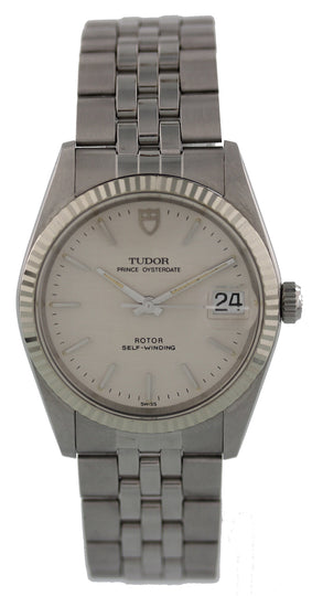 Tudor Prince Oysterdate 72034 Rotor Self Winding Watch