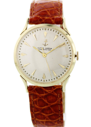 Ulysse Nardin Vintage Mens Watch