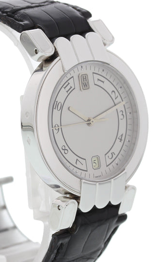 Men's Harry Winston Platinum Watch