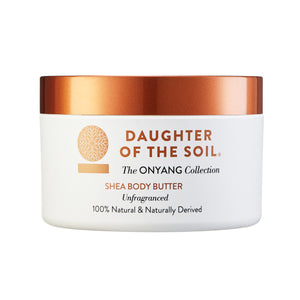 Shea Body Butter - Fragrance Free 200ml