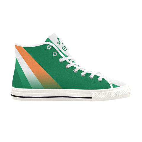 Image of Ireland Rugby World Cup High Top Mens Sneakers