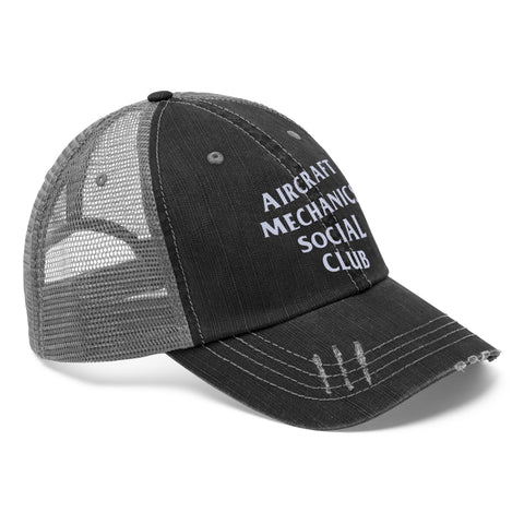 Image of Aircraft Mechanic | Trucker Hat