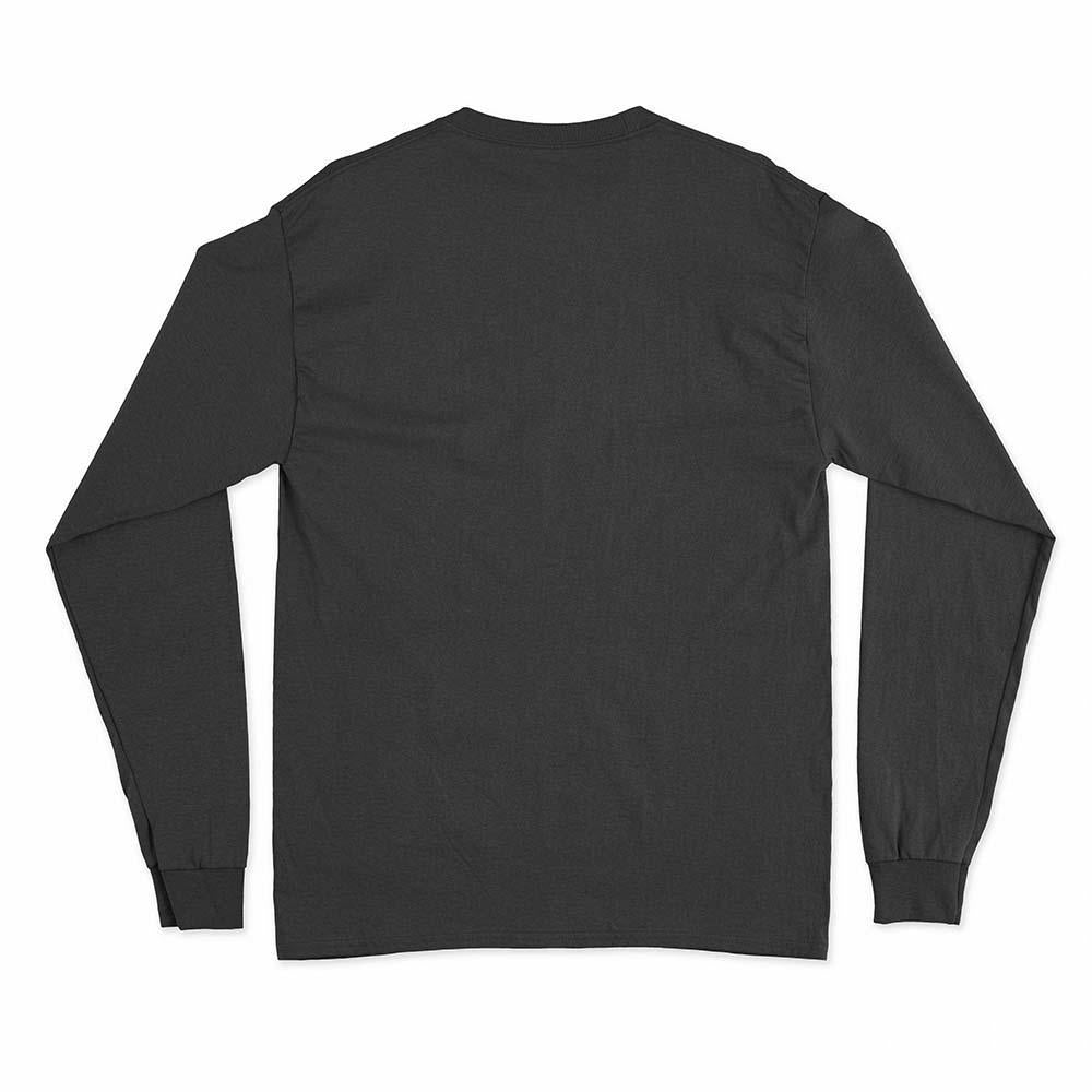 wc-fulfillment Long Sleeve T-Shirt S / Black Intellectual Dark Web Social Club | Unisex Long Sleeve T-Shirt