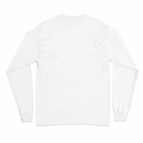 wc-fulfillment Long Sleeve T-Shirt S / White Intellectual Dark Web Social Club | Unisex Long Sleeve T-Shirt