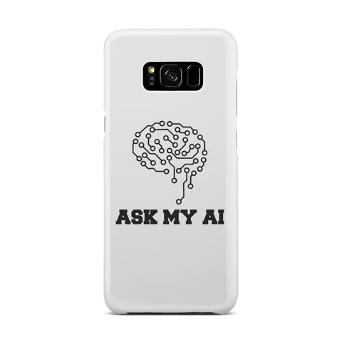 Image of Ask My AI | Super Slim Phone Case