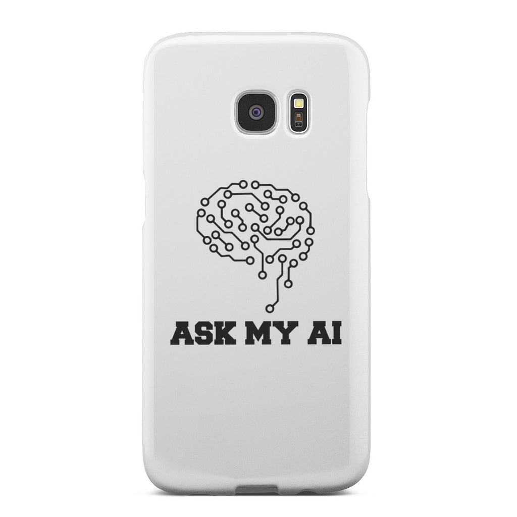 Ask My AI | Super Slim Phone Case