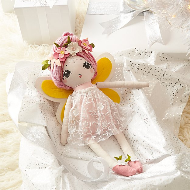 Shop our Fairytale Doll at Crate and Kids