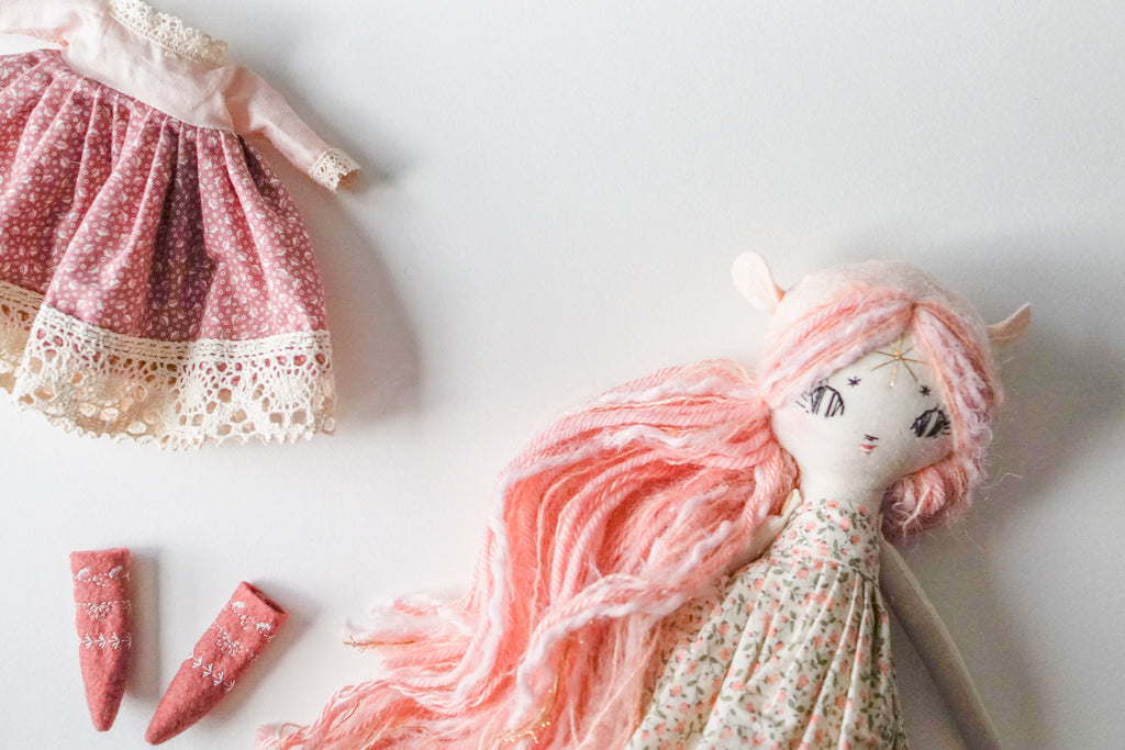 Forest Creature Doll Dresses & Rompers