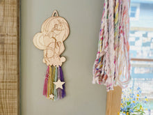 Load image into Gallery viewer, Unicorn Love Wall Hanging