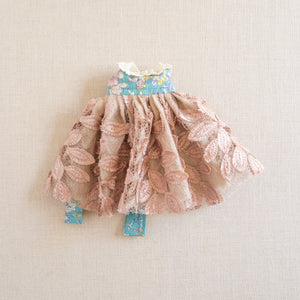 Lace Pinafore Dress