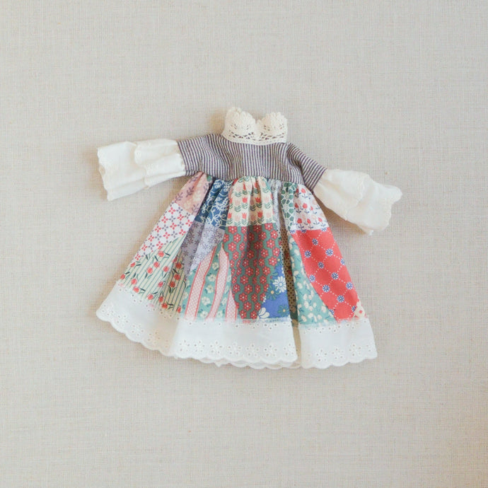 Patchwork Day Dress