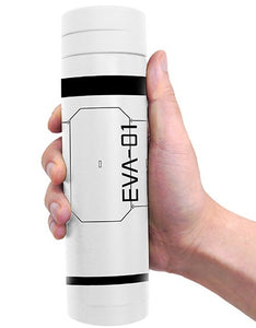 【EVANGELION】Evangelion Unit-01 Entry Plug Thermo Bottle / WHITE 【COSPA】NEW ITEM