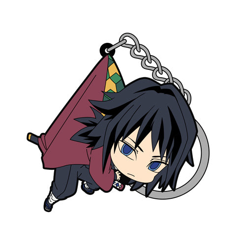 【Demon Slayer: Kimetsu no Yaiba】Giyu Tomioka TSUMAMARE Keychain 【COSPA】NEW ITEM