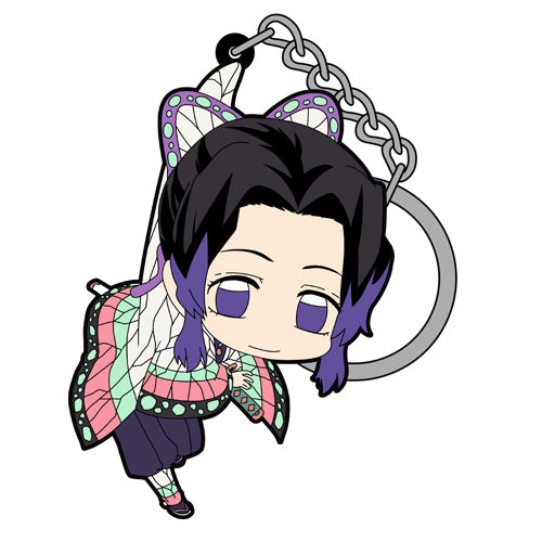 【Demon Slayer: Kimetsu no Yaiba】Shinobu Kocho TSUMAMARE Keychain 【COSPA】NEW ITEM