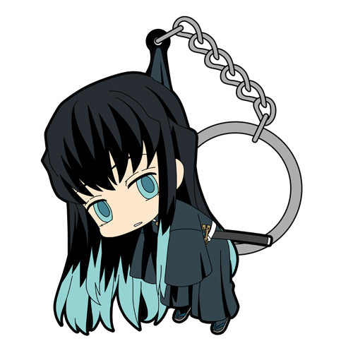 【Demon Slayer: Kimetsu no Yaiba】Muichiro Tokito TSUMAMARE Keychain 【COSPA】NEW ITEM