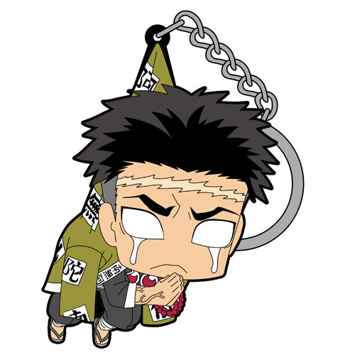 【Demon Slayer: Kimetsu no Yaiba】Gyomei Himejima TSUMAMARE Keychain 【COSPA】NEW ITEM