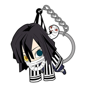 【Demon Slayer: Kimetsu no Yaiba】Iguro Obanai TSUMAMARE Keychain 【COSPA】NEW ITEM